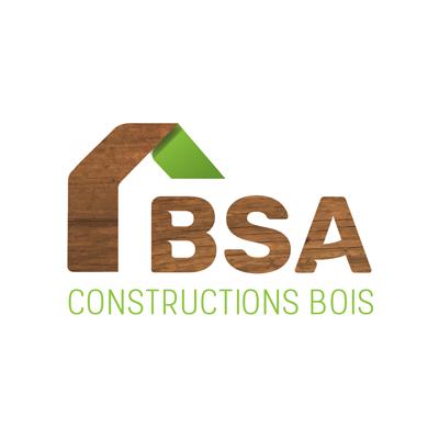 Logo de BSA Constructions bois